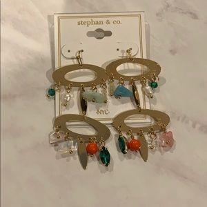Stephan & co. Chandelier earrings